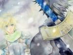Cloud Strife & Zack Fair