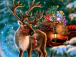 ★Enchanted Reindeer★