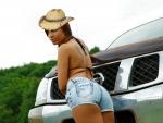 Tough Cowgirl