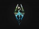 The Elder Scrolls : Skyrim Logo