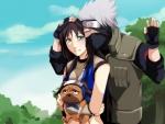 kakashi girlfriend
