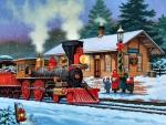 Holiday Train F2
