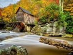 OLD MILL from AUTUMN
