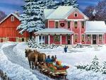 Home for Christmas F5