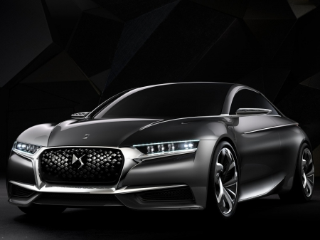 DS Divine concept 2014 - luxury car, french car, ds, citroen, psa