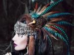 Artistic Headdress