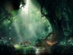 Bambi Jungle