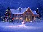 December night