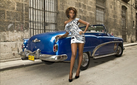 wallpaper for girls cuban cars and model and cars amp cars background 31327