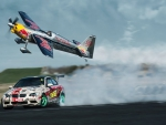 Red Bull Racing Plane - BMW M3