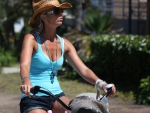 Bicycle Cowgirl
