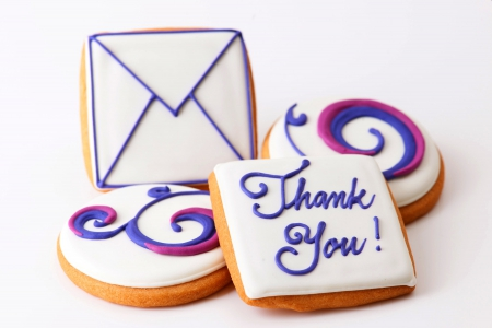 Thank Tou - cookies, thank you, for you, thanks