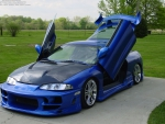 Mitsubishi eclipse turner car