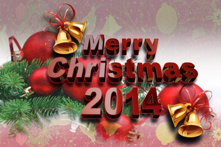 Merry Christmas 2014 - Photography & Abstract Background Wallpapers ...