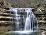 Stairway Waterfall