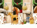 Christmas at the Stable F2mp