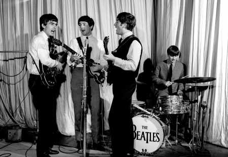 The Beatles - The Beatles, Fab 4, Harmony, Guitars