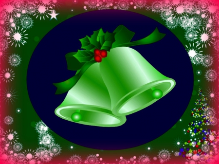 Christmas Bells - Ring the Bells, Seasons Greetings, Christmas Joys, Christmas Bells