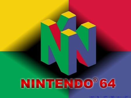 Nintendo 64 Nintendo Console Video Games Background Wallpapers On Desktop Nexus Image 189742