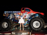 Nicole Kidman and a Monster Truck