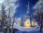 ★Glowing Holy Night★