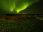 Aurora Borealis - Akureyri -  Iceland