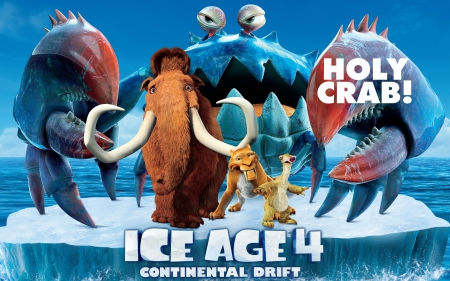 ice age 4 continental drift - continental, ice, age, drift