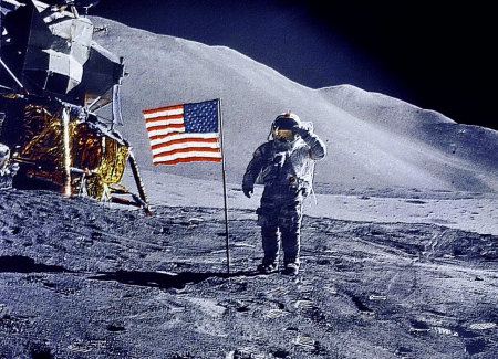 Apollo 15 David Scott surface of the moon - explore, nasa, photograph, image
