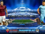 AS ROMA - MANCHESTER CITY