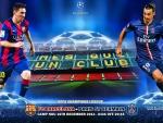 FC BARCELONA - PARIS SG