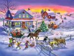 Countryside Christmas