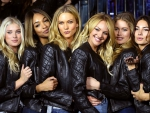 Candice Swanepoel and The Gang ~ VS Bond Street Event