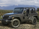 2014 Jeep Wrangler willys-wheeler edition