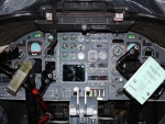 Learjet 35A Flight Deck