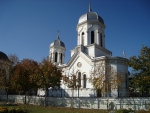 Biserica Sfantul Mare Mucenic Mina, Bucuresti, Romania