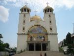Biserica Sfantul Ilie şi Sfintii Martiri Brancoveni, Bucuresti, Romania.