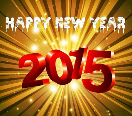 Comments On Happy New Year 2015 3d And Cg Wallpaper Id 1894235
