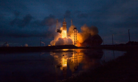 Orion Launch - fun, cool, shuttle, take off, space