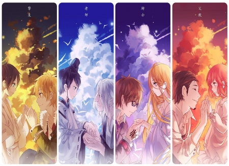 Noragami Other Anime Background Wallpapers On Desktop Nexus Image 1894337