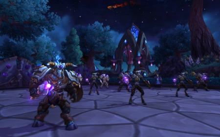 Warlords Of Draenor Shadowmoon Valley Temple Other