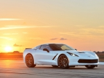 hennessey hpe500 corvette stingray