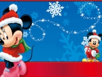 Mickie Mouse Christmas