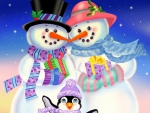 ★Frosty Friends★