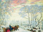 Russian Winter_Painting