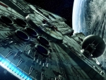 millennium falcon star wars