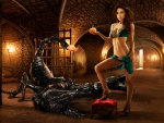 Scorpio girl