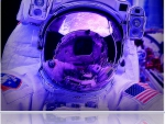 space walk orbit of earth