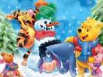 Winnie and Friends Christmas