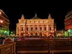 City of Paris at Night