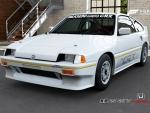 Honda Civic CRX MUGEN '84